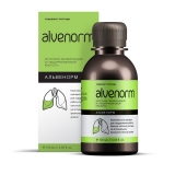 Alvenorm forte - prevent disruption of the bronchopulmonary system 120 ml.