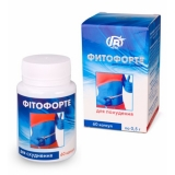 For weight loss Fitoforte