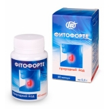 Fitoforte - for thyroid gland