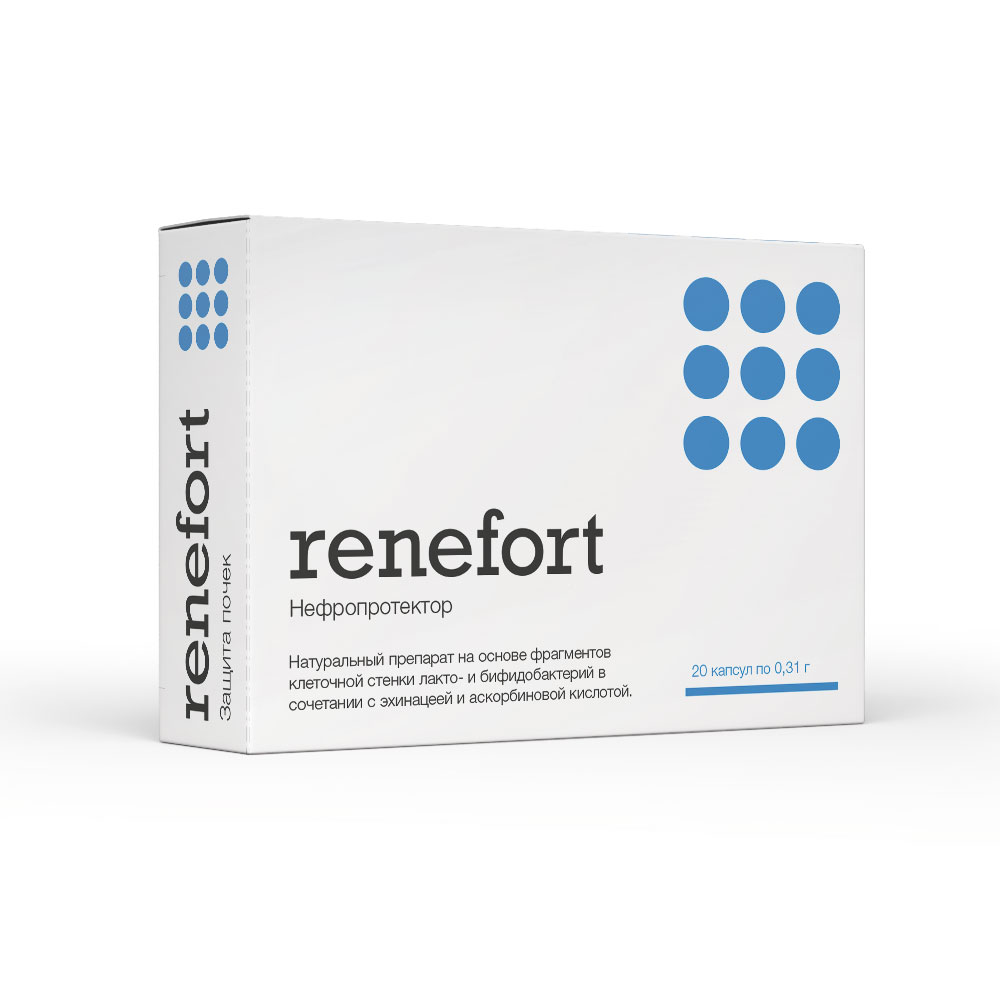 Renefort - Effective Protection of  Kidney