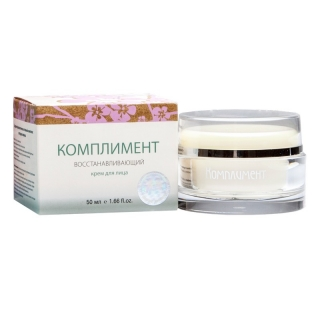 Compliment Restoring - Face Cream Restoring with Epiphysis Peptides