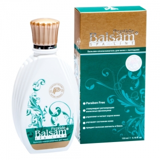 Peptide balsam for hair Peptide Balsam 155 ml.