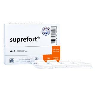 Suprefort 20 pancreas