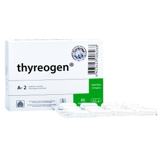 Thyreogen 60 thyroid gland