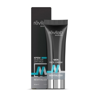 Men's face cream «M-Revitalizer»