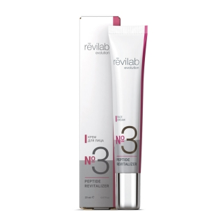 Face cream «Peptide revitalizer»