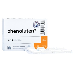Zhenoluten 60 menopausal disorders