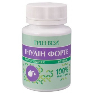 Inulin forte - for diabetes