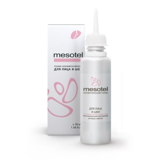 MESOTEL for face and necke 50 ml 1.66 fl.oz.