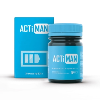 ActiMAN - prevention of prostate cancer