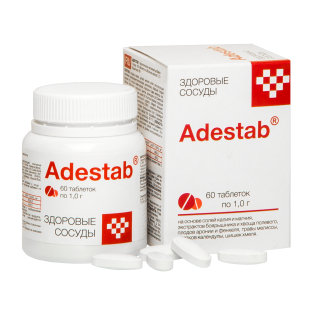 Adestab - to stabilize blood pressure