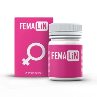 Femalin - normalizes the function of the female body
