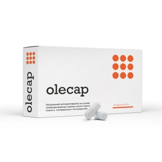 Olecap - Source of Healthy Polyunsaturated Fatty Acids and Antioxidant